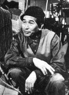 Akira Kurosawa in tinerete