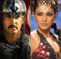 Hrithik Roshan si Priyanka Chopra
