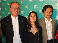Pilonii lui Tokyo Sonata: Wouter, Kito si Kurosawa