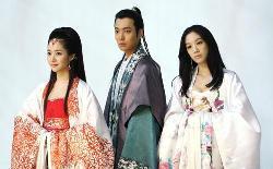 Princess Ja Myung personaje
