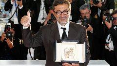Nuri Bilge Ceylan triumfand la Cannes 2014