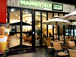 Mango Six, celebra cafenea din Heirs