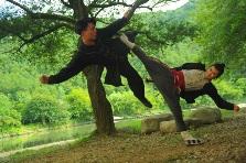 Monk Comes Down the Mountai secventa 4