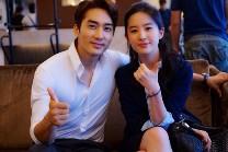 Song Seung-heon si Liu Yifei formeaza un cuplu