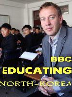 Educating North Korea poster