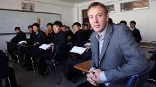 Educating North Korea secventa 1