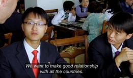 Educating North Korea secventa 3