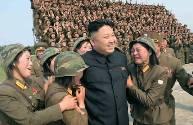 Ziua de 8 martie in Coreea de Nord