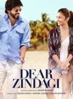 Dear Zindagi poster 2016